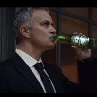 Spot Heineken 2017 Champions League con José Mourinho: Salsiccia, vamos!